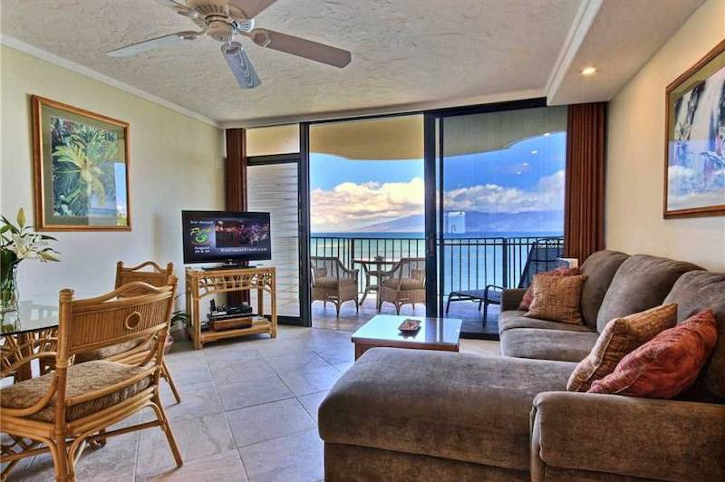 Kahana Reef vacation rental