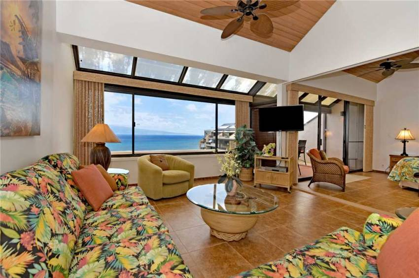 maui condo Sands of Kahana 292