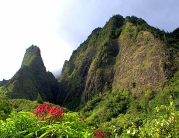 Iao Needle Valley
