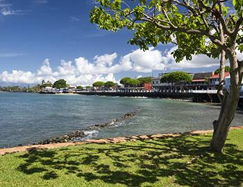 View of Lahaina Front Street