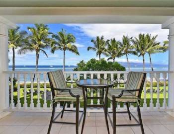 Lahaina Shores vacation rental