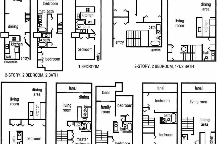 Kahana Villas floor plan