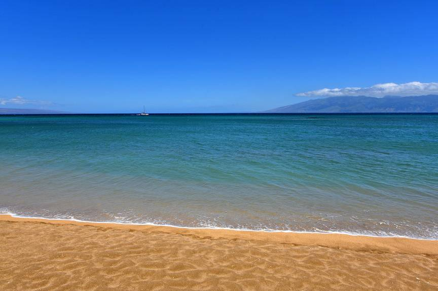 Kahana Villas Beach View