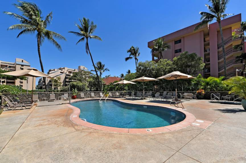 Kahana Villas Pool