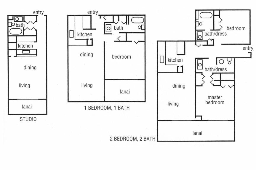 Mahana room floor plan