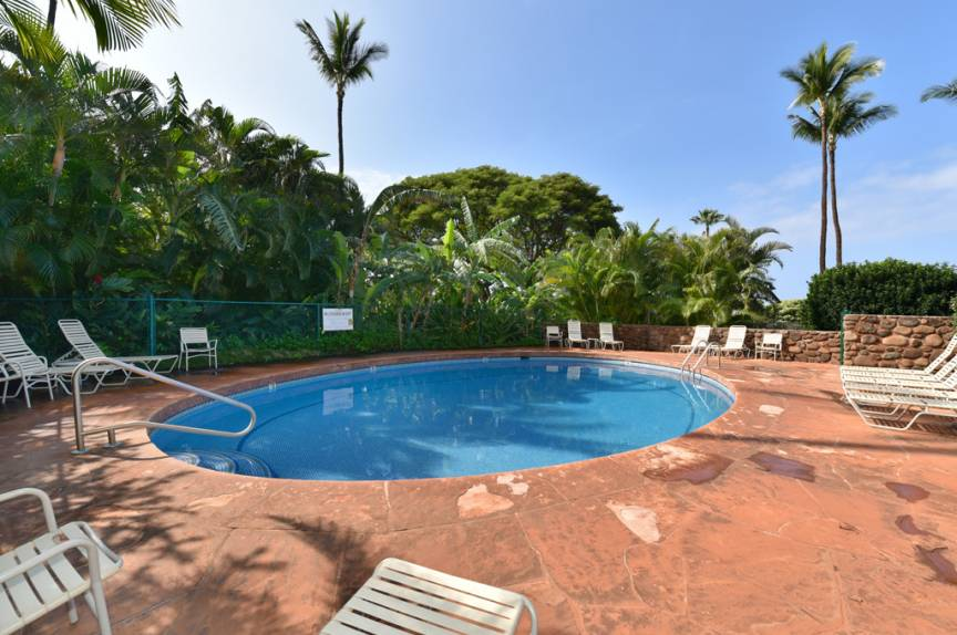 Kaanapali Plantation pool