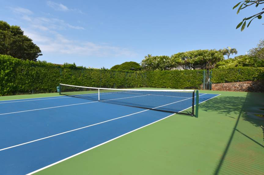 Kaanapali Plantation tennis