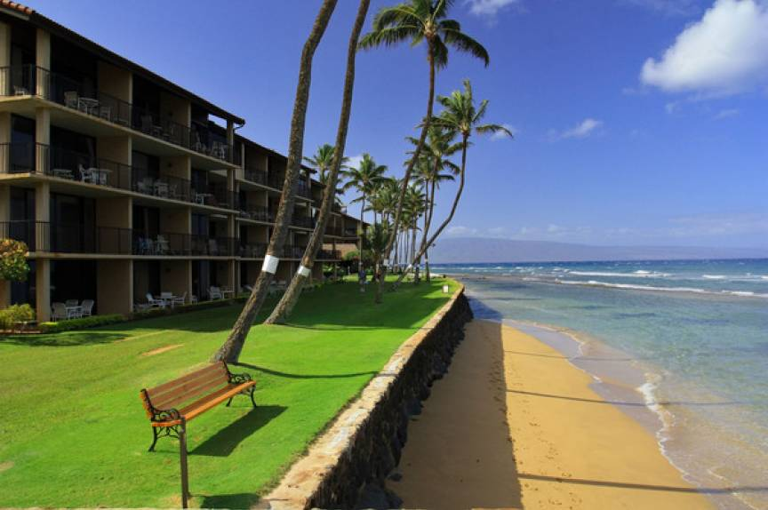 maui oceanfront resort