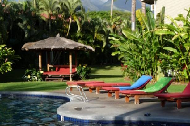 Aina Nalu - West Maui Resort | Chase \'N Rainbows